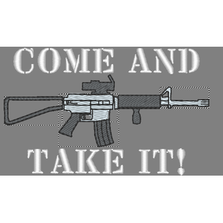 Come and Take it Cap 2