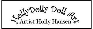 HollyDolly Doll Art