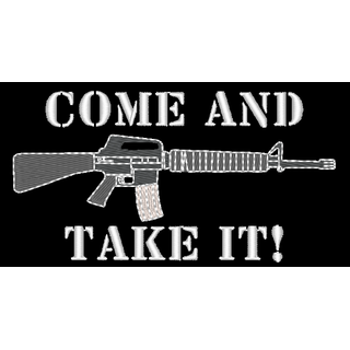 Come And Take It Cap 1